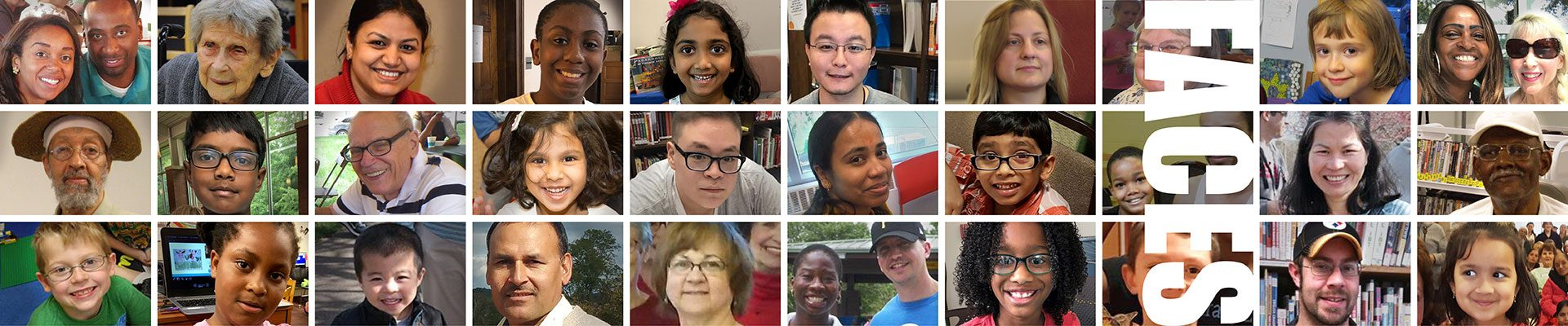 Faces of the Library: Share Your Library Story